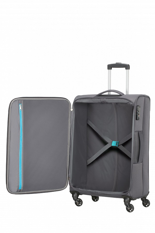 Чемодан AMERICAN TOURISTER HEAT WAVE 95G*08 003 - фото2
